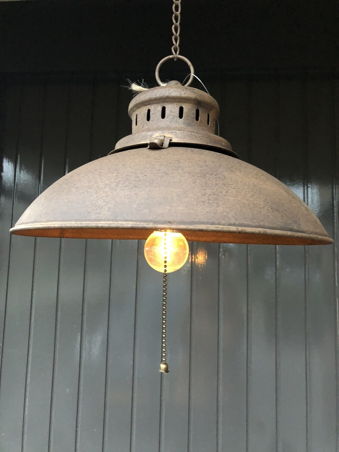 Hanglamp Led Roest