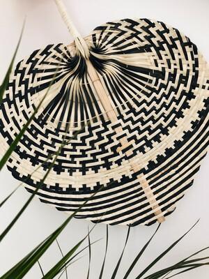 Bamboe waaier streep