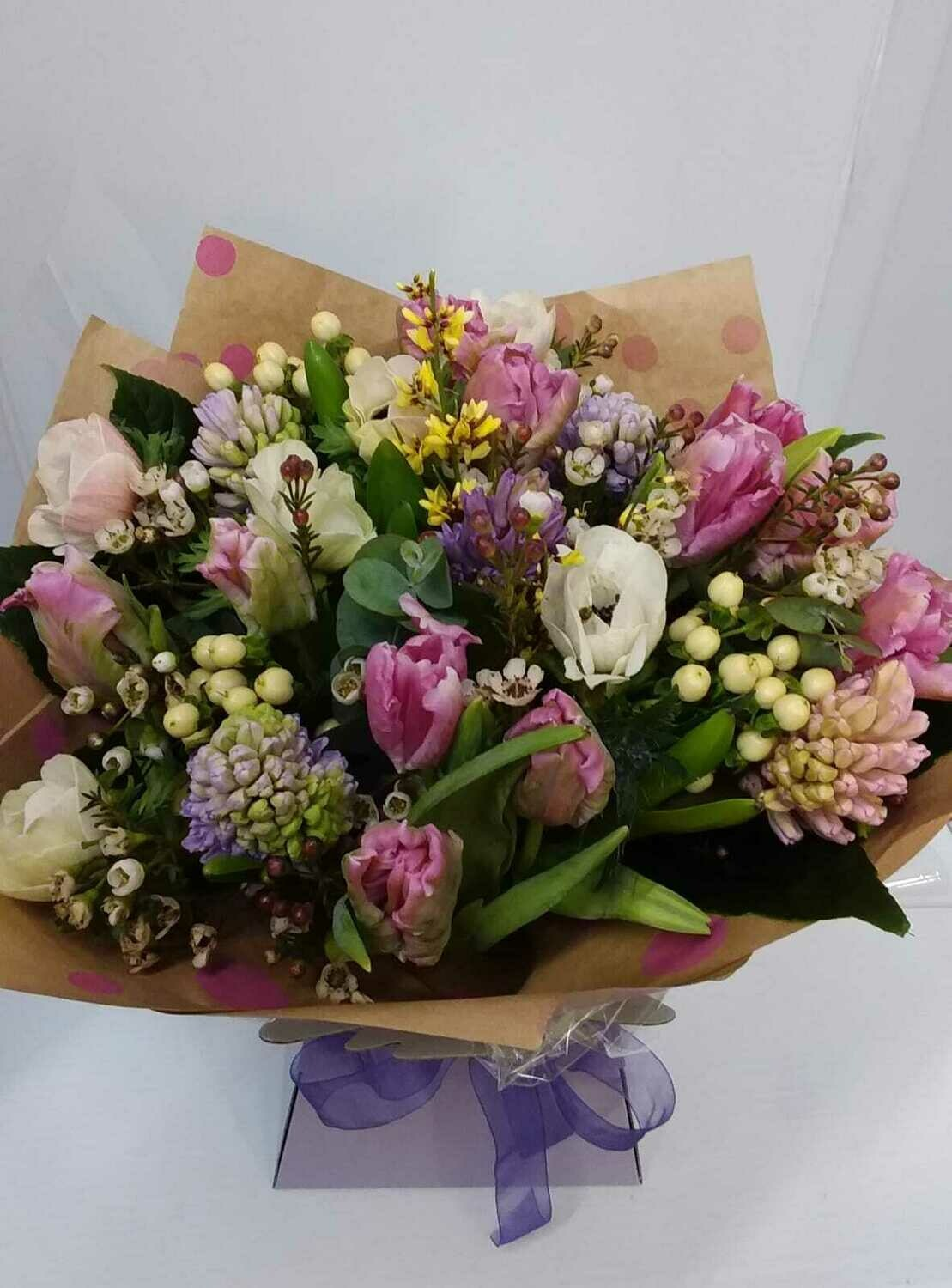 Spring bunches from 35euro