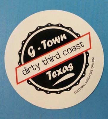 Dirty Third Coast Sticker