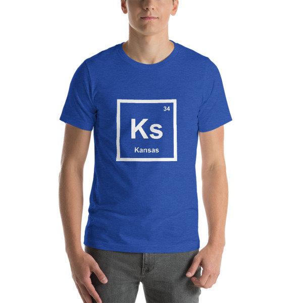 Kansas Element Unisex T-Shirt