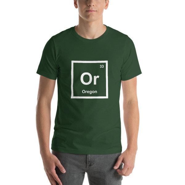 Oregon Element Unisex T-Shirt