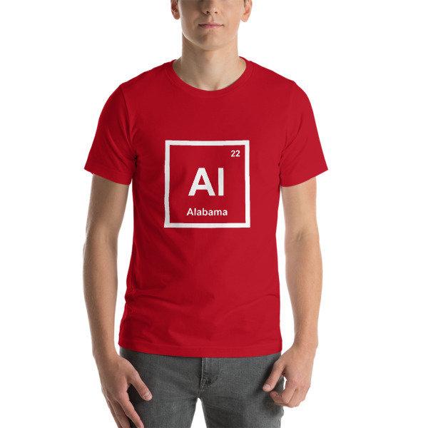 Alabama Element Unisex T-Shirt