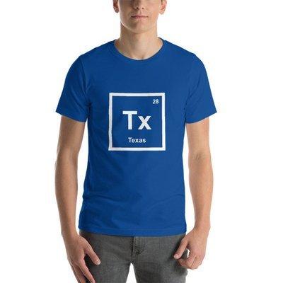 Texas Element Unisex T-Shirt