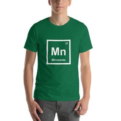 Minnesota Element Unisex T-Shirt