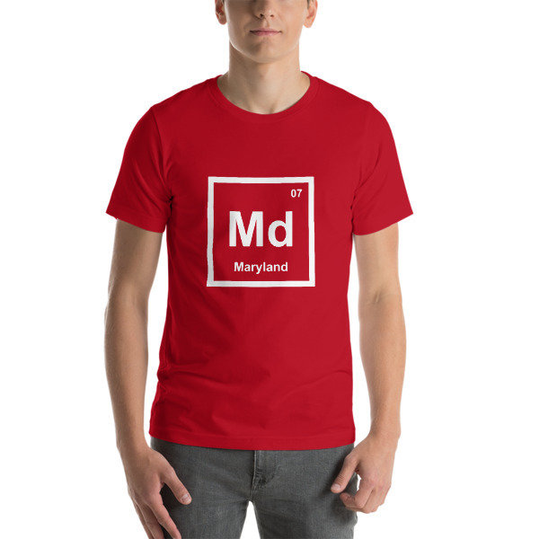 Maryland Element Unisex T-Shirt