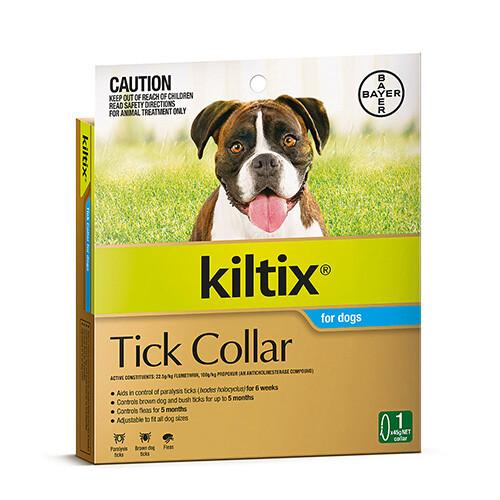 Bayer Kiltix Flea Tick Collar