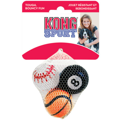KONG Sport Balls Pack Dog Toy