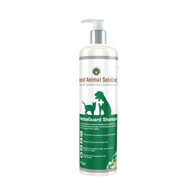 Natural Animal Solutions HerbaGuard Shampoo
