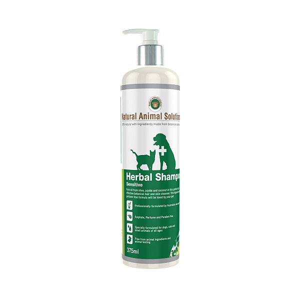 Natural Animal Solutions Herbal Sensitive Shampoo