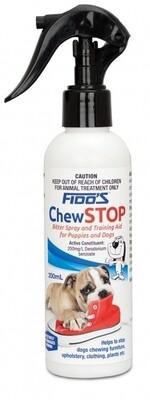 Fidos Chew Stop Bitter Spray