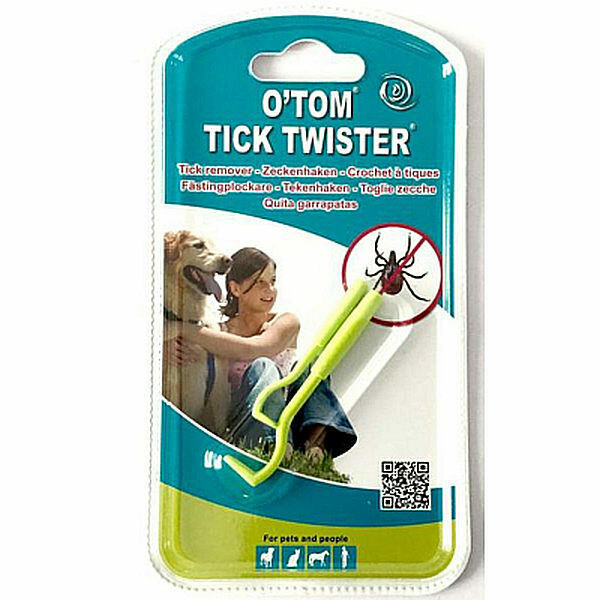 Tick Twister  Deluxe with silicone grip