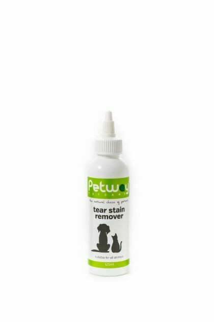 Petway Petcare Tear Stain Remover