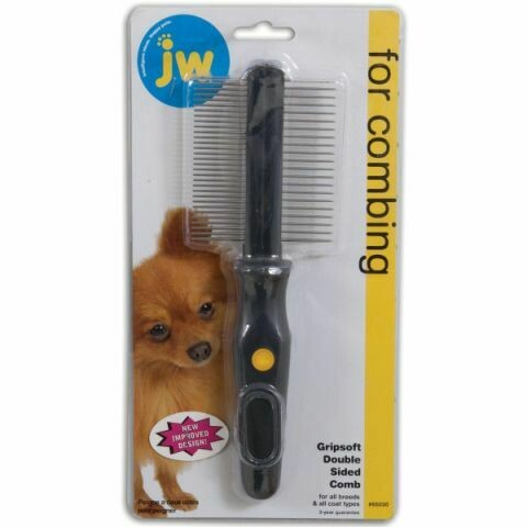 Grip Soft Double Sided Comb