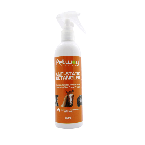 Petway Anti Static Detangler