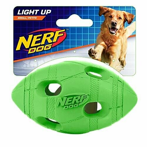 Nerf Dog SMALL LED Bash Football