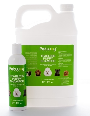 Petway Puppy Shampoo