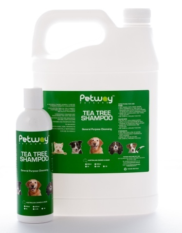 Petway Tea Tree Shampoo