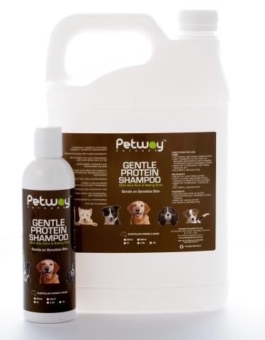 Petway Gentle Protein Shampoo