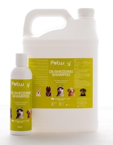Petway De-Shedding Shampoo