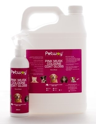 Petway Musk Cologne Coat Gloss