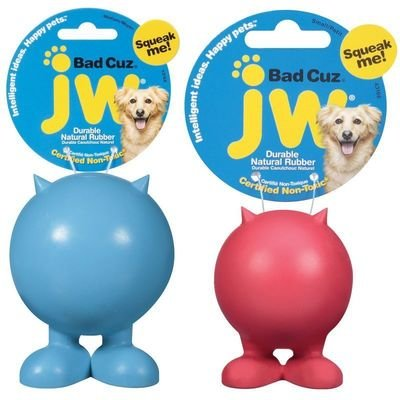 JW Bad CUZ Small dog toy