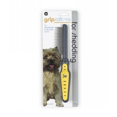 Gripsoft Shedding Comb for Dogs