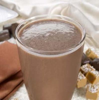 Chocolate Salted Caramel - Pudding & Shake