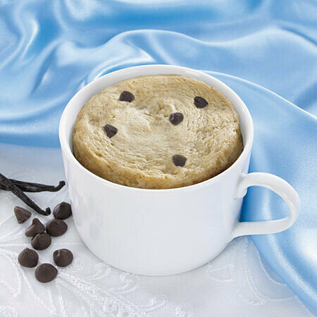 Mug Cake - Vanilla Chocolate Chip
