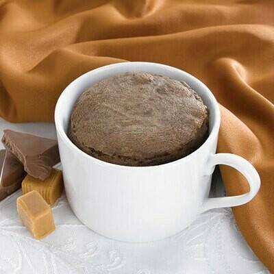 Mug Cake - Chocolate Caramel