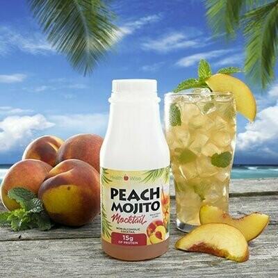 Mocktail - Peach Mojito