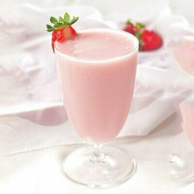 California Strawberry - Pudding & Shake
