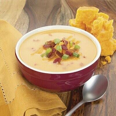 Bacon & Cheese Soup