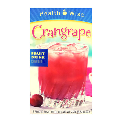Cran Grape Concentrate - High Protein Drink