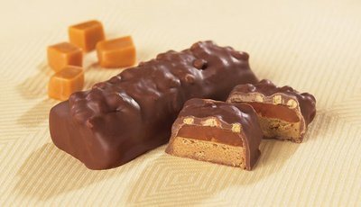 Caramel Nut - 12 Gram Bar