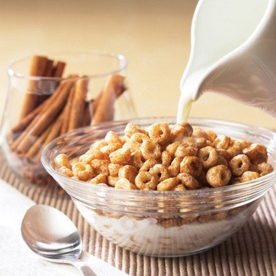Cinnamon Vanilla Cereal - High Protein