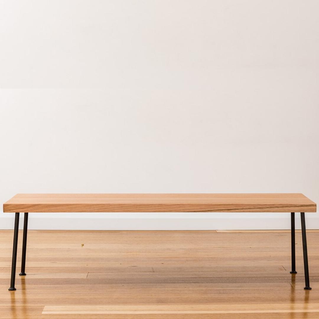 Lottie Hall Bench / Seat | Tas Oak