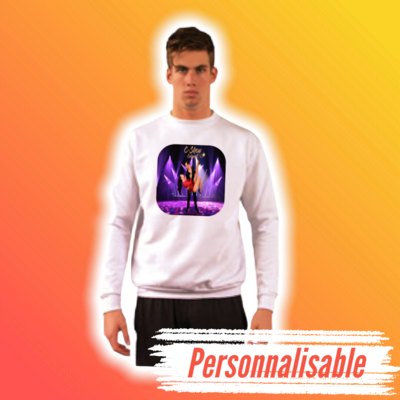 Sublimation Sweat Blanc