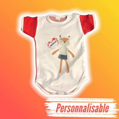 Sublimation Body bébé