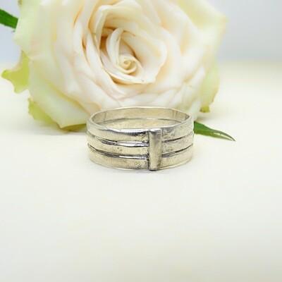 Silver ring - Men