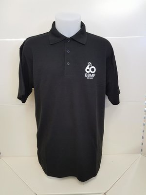 Battle of Britain Memorial Flight 60th Anniversary polo shirt