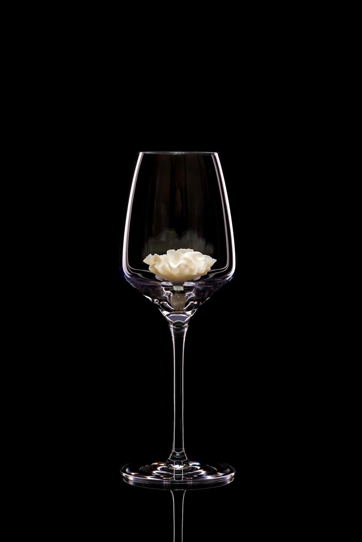 Бокал для белого вина – Мак белый.