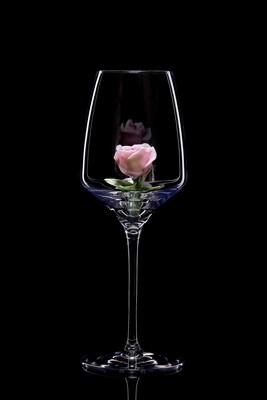 Бокал для белого вина – Роза бутон