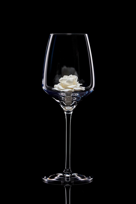 Бокал для белого вина Гардения белая.