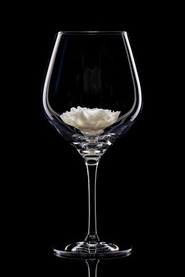 Бокал для белого вина Мак белый