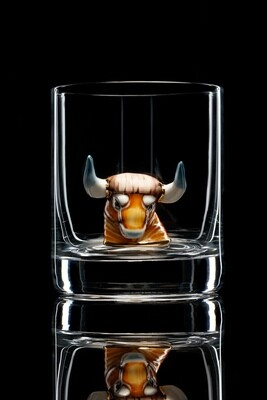 Бокал для виски Бык.