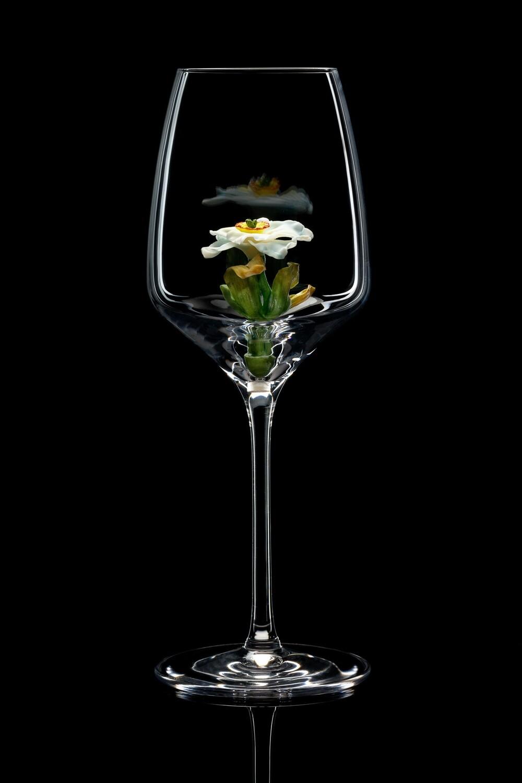 Бокал для белого вина. Нарцисс.