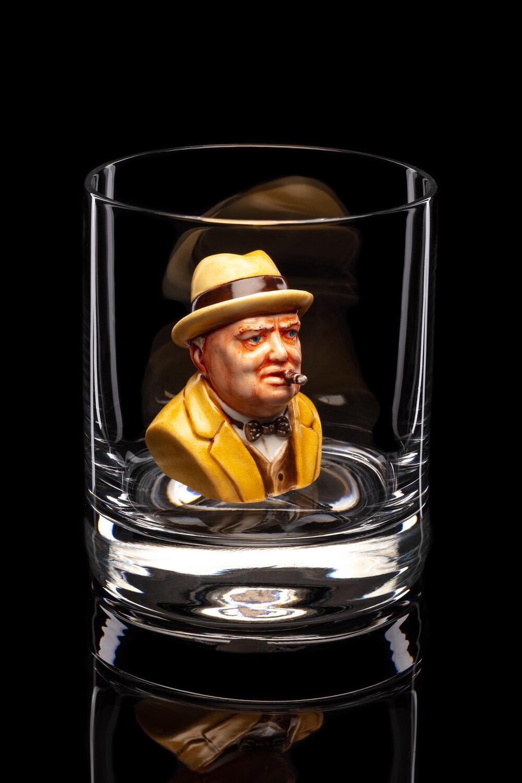Бокал для виски Уинстон Черчилль (ААА)