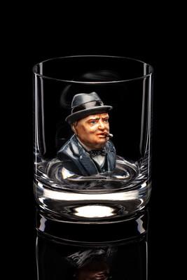 Бокал для виски Уинстон Черчилль (В)