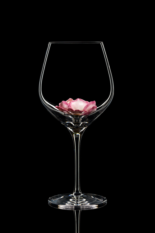 Бокал для красного вина - Пион.
